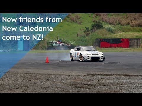 New friends from New Caledonia come to NZ! | Workshop Vlog Ep11