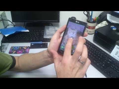 Touch Screen Vidro Lg Optimus L9 P768 P765 P760 100%original?