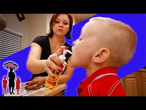 Thumbnail: Mother Puts Soap Into Her Son's Mouth For Lying - Supernanny