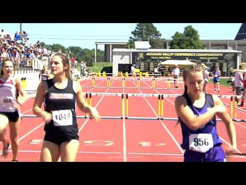 Preliminaries Girls & Boys 300 Meter Hurdles Classes 1A 6A