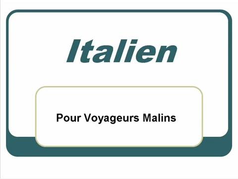 Mot italien pour le pénis