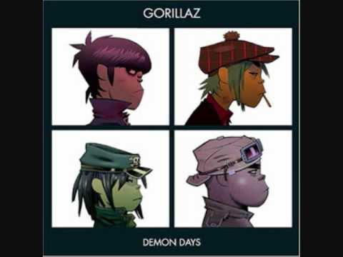 gorillaz Shoe Shine Remix