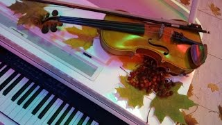 Гроза А Вивальди Рыбинск осень 2016 Дуэт фортепиано и скрипки Рыбинск Ярославль