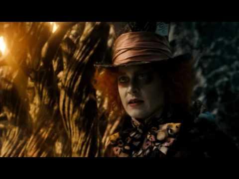 Alice Im Wunderland Johnny Depp Als Verrückter Hutmacher Youtube