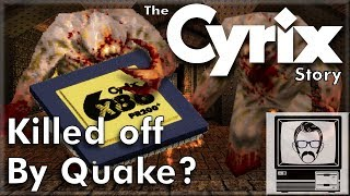 One of Nostalgia Nerd's most viewed videos: What Happened to Cyrix Processors? | Nostalgia Nerd