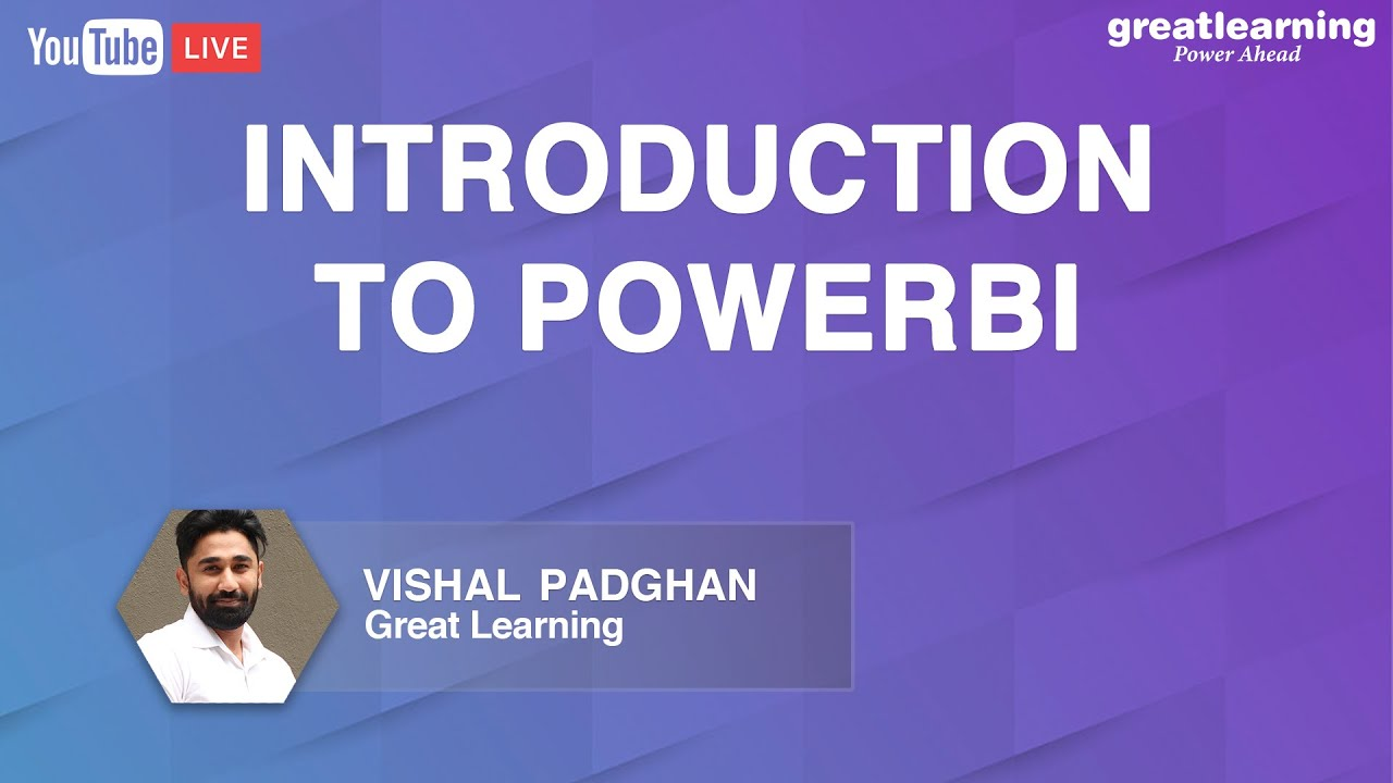 Introduction To PowerBI | How To Use PowerBI Desktop Effectively