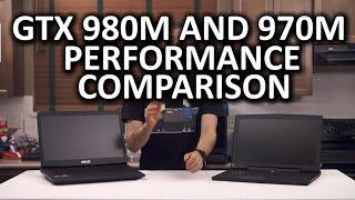 NVIDIA GeForce GTX 980M and 970M