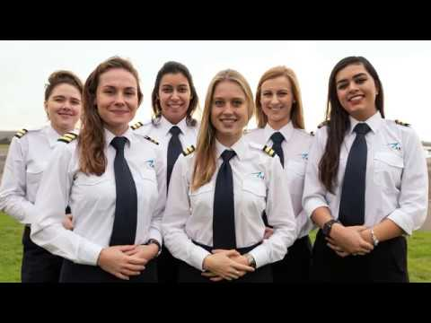 CAE Women in Flight Scholarship Program