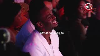 Hamisa Mobetto ampamba Diamond Platnumz katika tuzo za #SZIFF