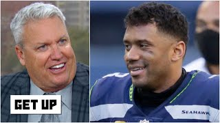 Rex Ryan is amazed by Russell Wilson's performance vs. the Cowboys | Get Up