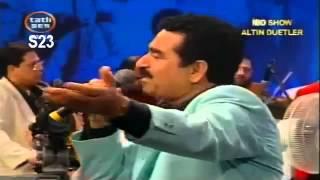 Ibrahim Tatlises Azer Bülbül Aman Dokunmayin Degirmenim terse döndü bu sene Düet