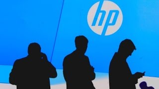 HP CEO on split: We