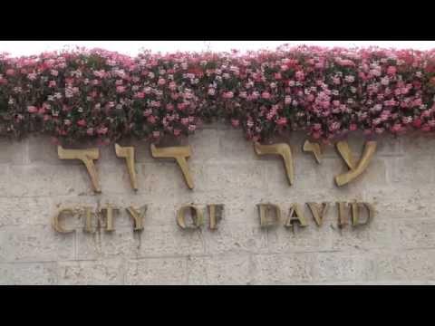 Kelionė į Izraelį - 4 diena  : David's city, Hezekiah's tunnel,Western wall