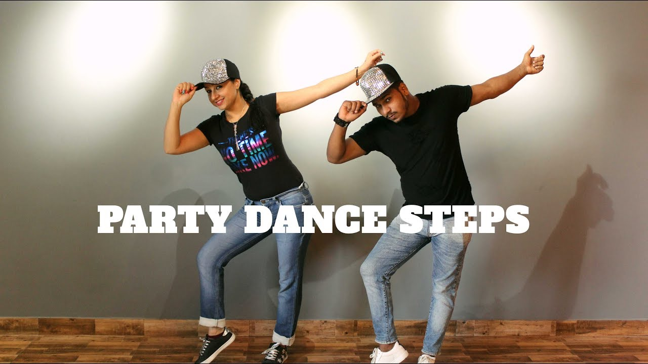 Party Dance Steps Basic And Easy Wedding Tutorial