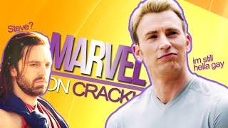 MARVEL on CRACK! ✪ [+ Infinity War]