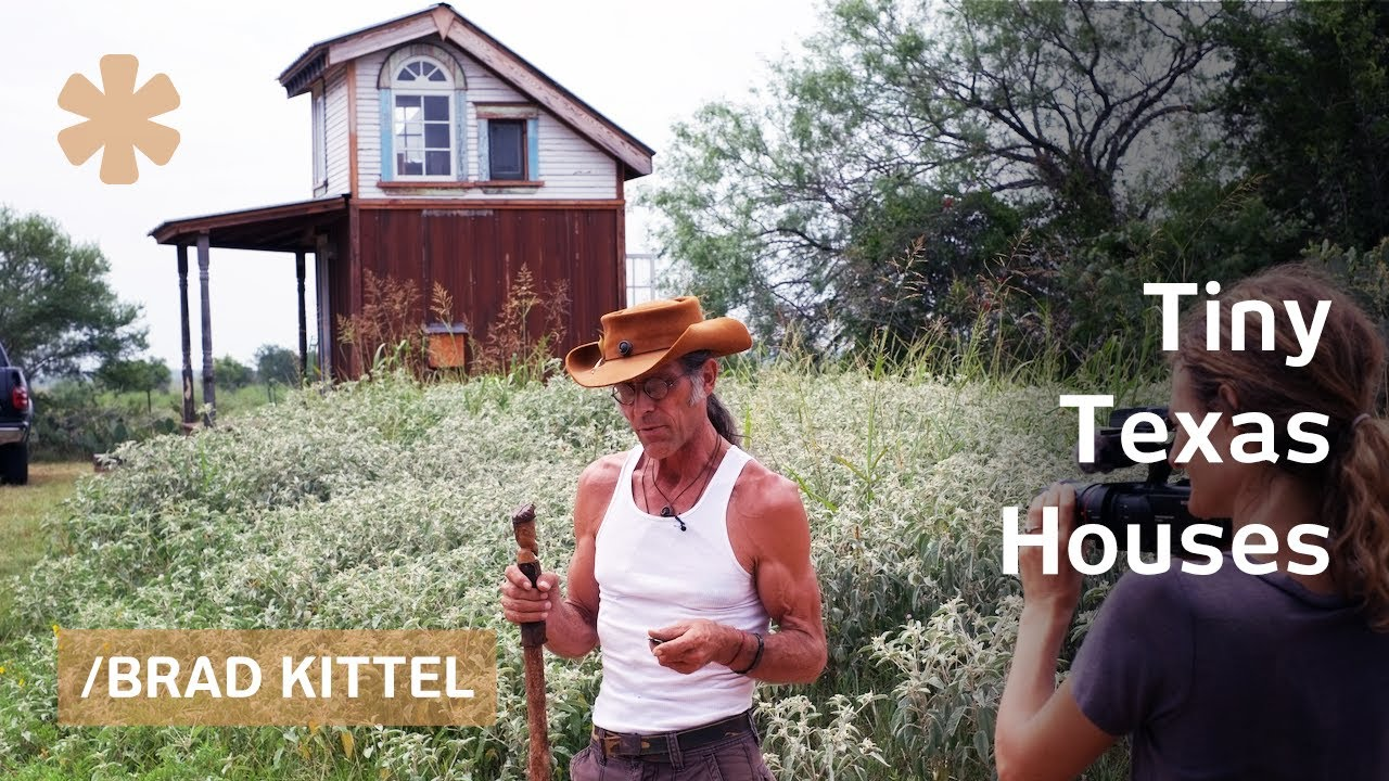 "Tiny Home Designs: Tiny Texas Houses' ""Willy Wonka"" On Making Magic Reusing"