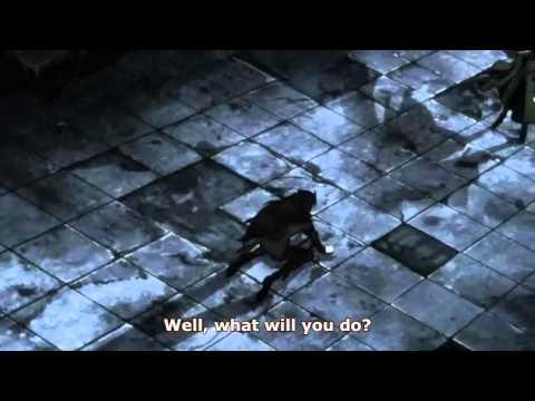 The fall of the impaler (Alucard amv Viva la Vida)
