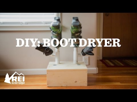 DIY Boot Dryer | REI