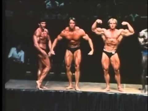 ARNOLD SCHWARZENEGGER  1980 COMEBACK TRAINING  Bodybuilding Muscle Fitness