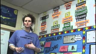 Word Wall In The Upper Grades: Expanding Vocabulary And Spelling (virtual Tour)