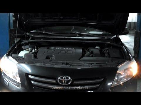 Малое техническое обслуживание Toyota Corolla в техцентре SKR Auto