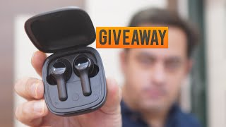 Crossbeats Torq true wireless earbuds with in-Ear Detection Giveaway