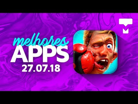 Melhores Apps da Semana para Android e iOS (27/07/2018) - TecMundo