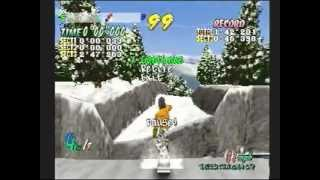 Gaming's Greatest Glitches presents Cool Boarders 2