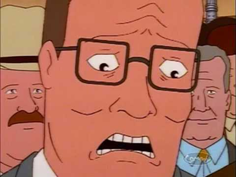 hank hill tells ya what with autotune youtube