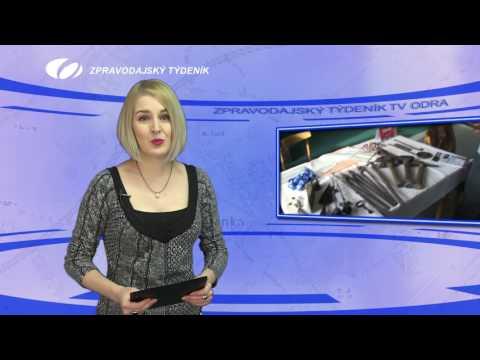 9. PROSINCE 2016 - ZPRAVODAJSKÝ TÝDENÍK TV ODRA