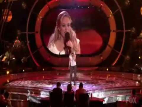 Carrie Underwood American Idol Performances