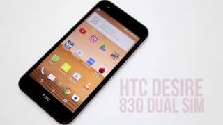 HTC Desire 830 Dual SIM Review