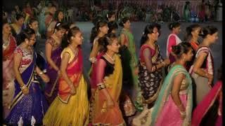 Raas Utsav performed by swamiji from Bhuj Mandir. part 7