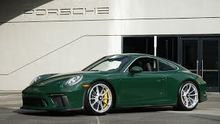 PCA Spotlight: 911 GT3 Touring: How far Exclusive Manufaktur goes to customize new Porsches