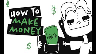 How To Make Money As A Teenager And Not To Screw Up ( Animation )