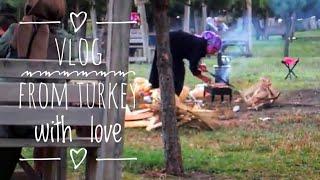 Турчанки делают мангал / Свадебные приглашения / Турецкая еда