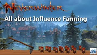 Neverwinter: All about Influence Farming
