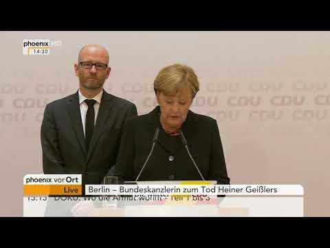 Angela Merkel zum