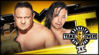 nxt takeover brooklyn ii predictions