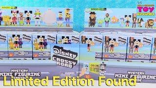Дісней Crossy Дорога Обмеженим Тиражем Знайшли Серії 1 & 2 Палуза Іграшки Огляд | PSToyReviews