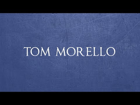 Tom Morello Interview Bristol June 2019
