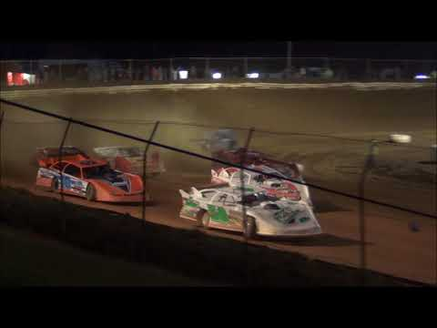 """Midway Speedway $5,000 To Win Late Model """"King of Hillbilly Hill"""" 4-21-2018"""