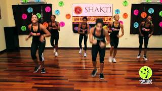 Letting Go - Dutty Love Sean Kingston Zumba Routine