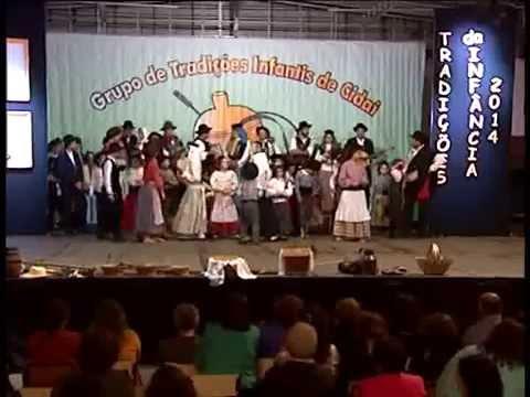 Grupo Folclorico Etnografico de Macinhata do Vouga (Infantil)