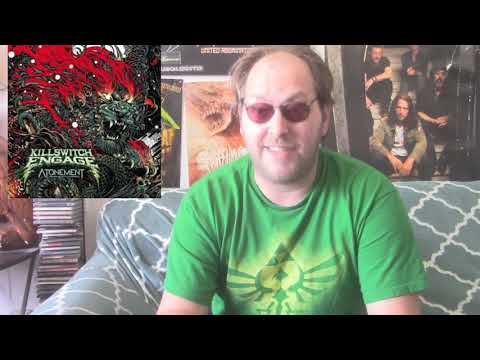 Killswitch Engage - ATONEMENT Album Review