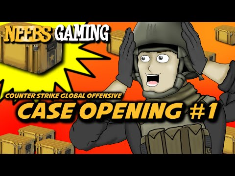 CS:GO - Case Opening #1 - Neebs Gaming