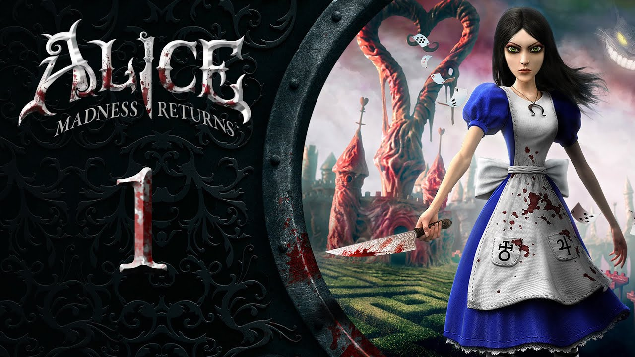 alice madness returns 1 wunderland deutsch fullhd. Black Bedroom Furniture Sets. Home Design Ideas