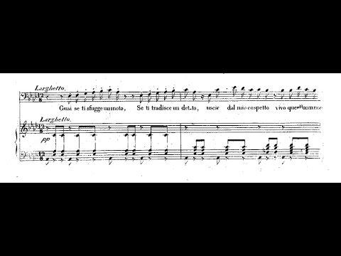 Caballé / Kraus / Flagello: Guai se ti sfugge un moto (Lucrezia Borgia, 1966)
