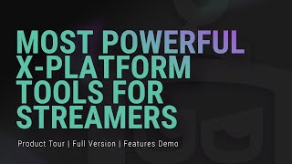 Botisimo | The Most Powerful Cross-Platform Tools for Streamers