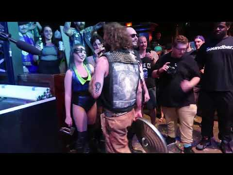 Casanova Valentine vs. Markus Crane No Ring Death Match at SOUNDBAR. Orlando FL